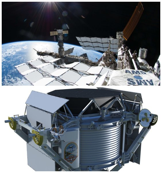 NASA впанике— Земля беззащитна. НаМКС пришельцы сломали датчик антиматерии