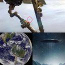 Инопланетные дирижабли вошли в атмосферу Земли