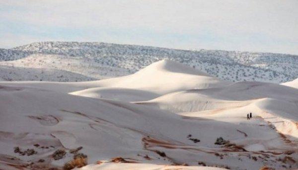 Пустыни станут ледниками. Планету ожидают сильнейшие заморозки