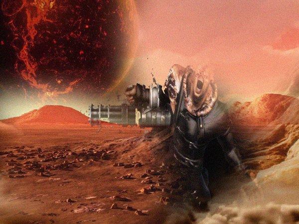 Марс – главный враг Нибиру: NASA зафиксировало следы кровавой битвы на Красной планете