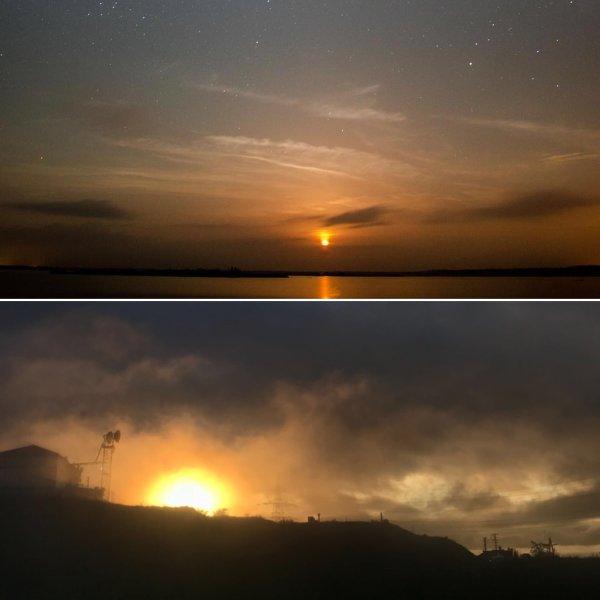 Солнцестояние отменяется! Нибиру поглотит Солнце на закате