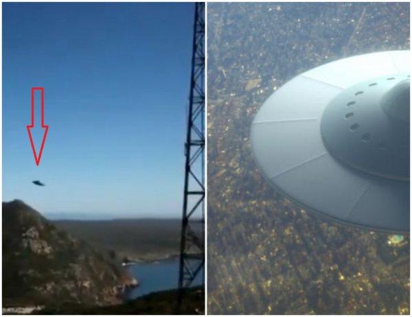 НЛО инопланетных захватчиков «засветилось» на Google Earth