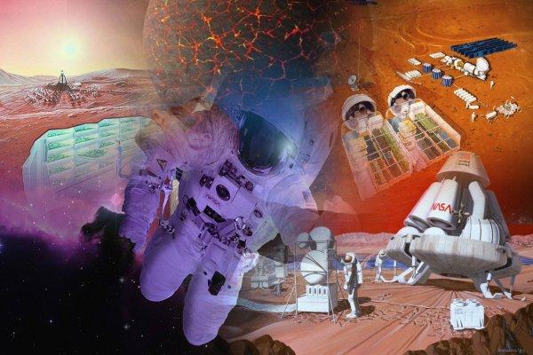 Колонизации Марса не будет! В США просят NASA спасти Землю от Нибиру