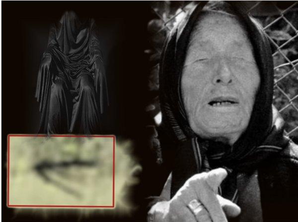Фея-пришелец с Нибиру напала на Грузию и запустила пророчество Ванги