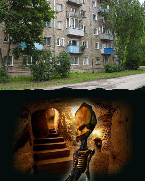 «Тараканы» с Нибиру: Карлики-пришельцы строят города в подвалах жилых домов — эксперт