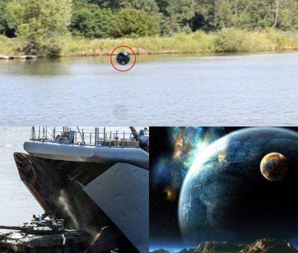 Нибиру спустила психотропные капсулы на Уфу: Военные готовятся отразить инопланетную атаку 2 июля