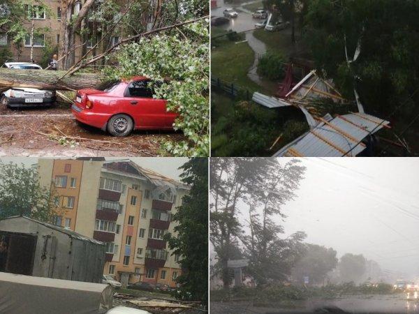 Казнить нельзя помиловать: Нибиру ураганами в Поволжье мстит России за украденное оружие