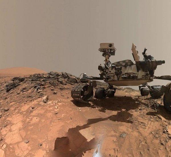 Пришельцы на Марсе? На Красной планете обнаружили мощный выброс метана