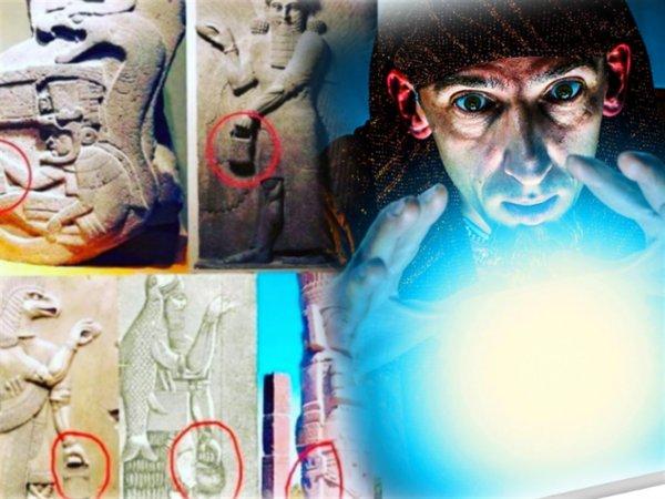 Капсула знаний у NASA: Египетские сфинксы прибыли из прошлого ради будущего Земли