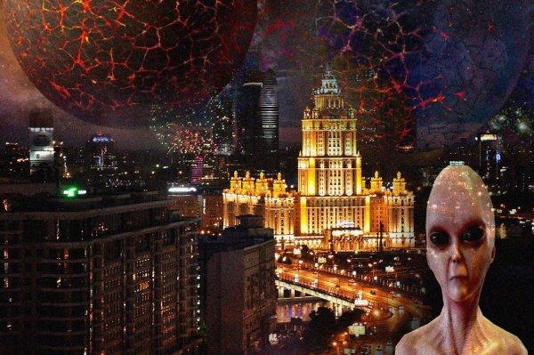 Ангелы сНибиру зависли над Москвой— «Сестрица Солнца» устроит газовую атаку наРоссию