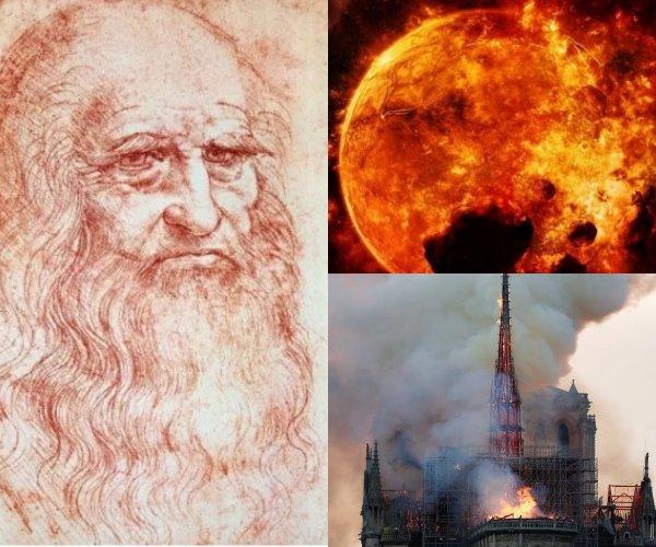 «Огненная Нибиру» летает над Калининградом — Нумерологи расшифровали код да Винчи и предсказали Апокалипсис на Страстную пятницу