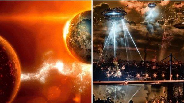 Воскреснут только избранные: Пришельцы с Нибиру устроят «кровавую Пасху» и уничтожат Землю