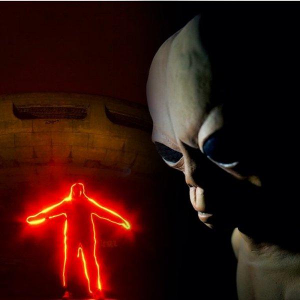 Зона 51 приняла пришельцев — Рой НЛО пролетел над секретной базой США