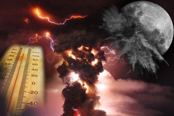 Термометры сойдут с ума: Учёные предрекают климатическую катастрофу из-за уменьшения Луны