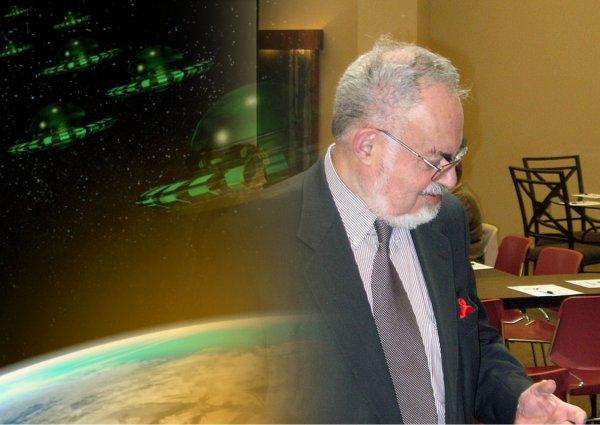 Кто следующий? Пришельцы убили ещё одного эксперта по НЛО