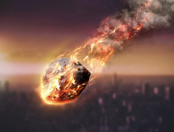 Метеорит с хондрами упадёт на Землю 18 мая — ESA