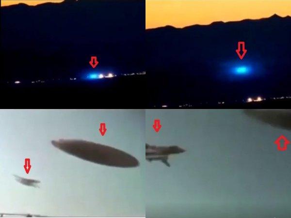 ЦРУ и NASA спалились с НЛО – Поселок пришельцев обнаружен в Неваде