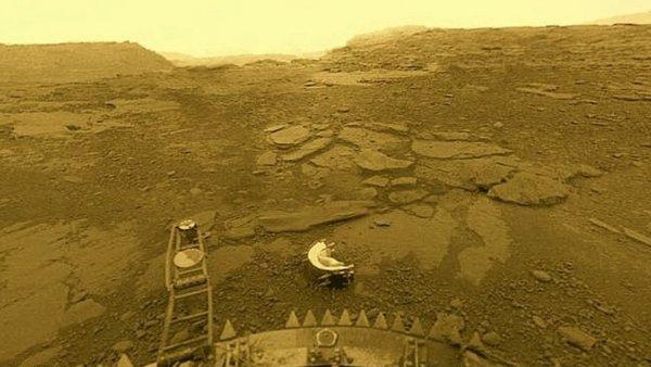 На поверхности Венеры обнаружены движущиеся объекты – ученые