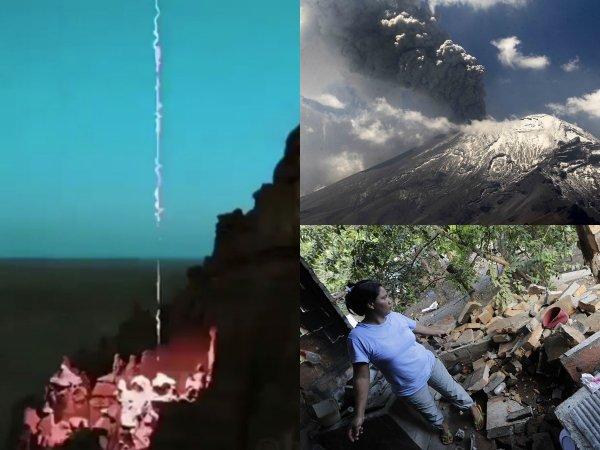 Нибиру испытала лазерное оружие: Извержения Попокатепетля чуть не разорвало Центральную Америку