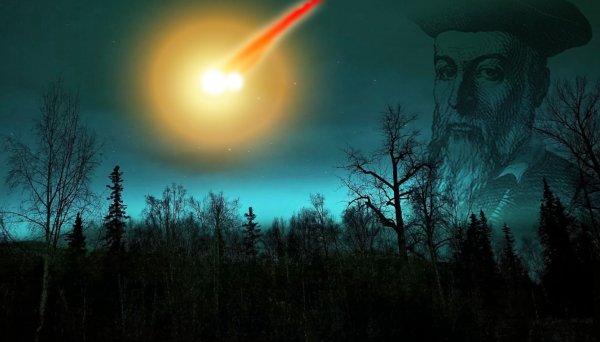 Двойной астероид расколет Землю: NASA подтвердило слова Нострадамуса