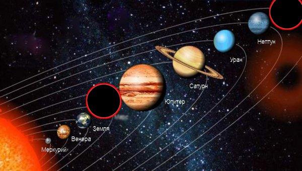 Солнце - следующее? Плутон и Марс исчезли из Солнечной системы