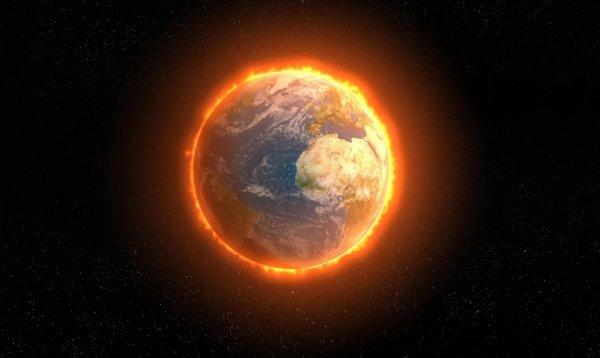 Притяжение Солнца усиливается: Землю медленно притягивает к раскалённому шару