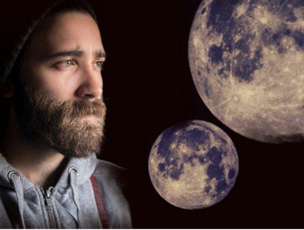 В Воронеже перед «судным» парадом планет взошли две Луны