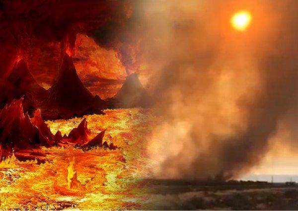 Ад проглотит Землю: Пришельцы выжигают планету климатическим оружием