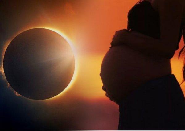 Лунное затмение — в семье пополнение: 16 июля назвали идеальной датой для зачатия