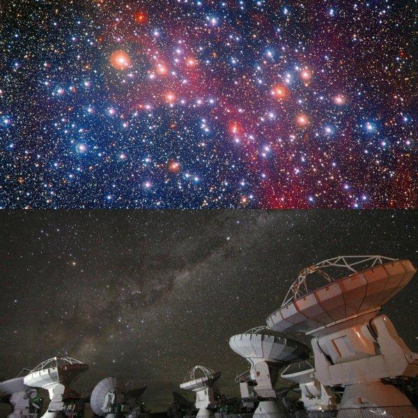 Они разговаривают на одном языке? Астрономы нашли общий фактор у «радиосигналов пришельцев»