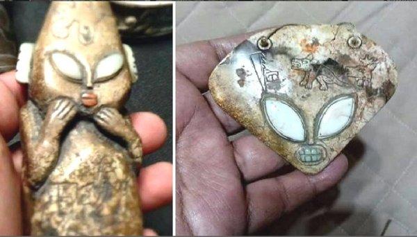 Запретные тайны Нибиру: Археологи нашли портрет царя Аннунаков