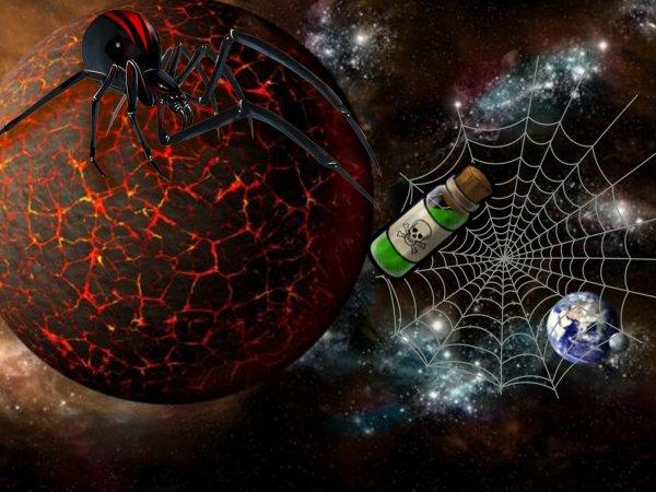 Ядовитая паутина Нибиру: Аннунаки использовали новое оружие над «Зоной 51»