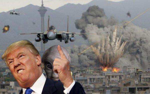 Трамп продался рептилоидам! Власти США пообещали убивать своих граждан штурмующих Зону 51