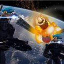 Голубые береты пришельцев: Высадка НЛО на Землю совпала с крушением космической станции Китая