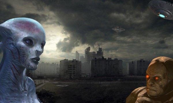 «Их уже не остановить»: Пришельцы уничтожат Россию водяными смерчами