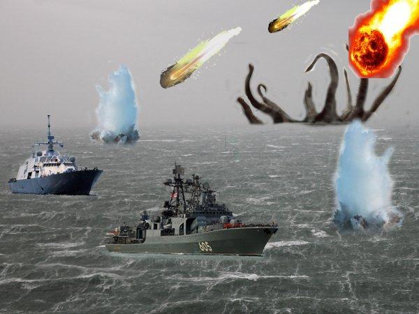 Нибиру выпустила торпеды: Пришельцы потопят российский флот на День ВМФ