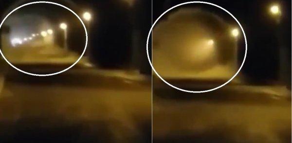 Размножаются в небе над Екатеринбургом: Разрыв НЛО на 1000 кораблей засняли на видео