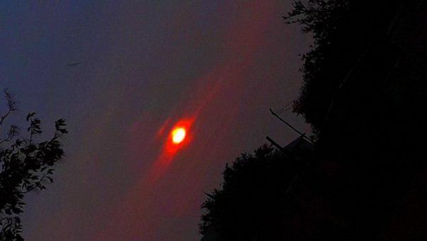 Пришельцы взорвут Байконур? Над Казахстаном засняли агонию Марса