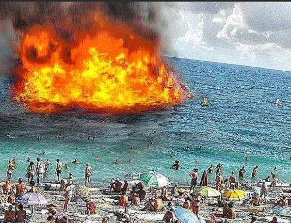 Зародыш дракона с Венеры найден в Таганроге - Азовское море под угрозой взрыва?