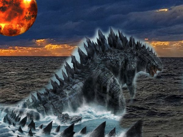 Дракон с Нибиру в Охотском море? Рыбаки поймали червя-потрошителя