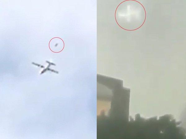 Невидимые для радаров: НЛО с Нибиру научились притворяться самолётами