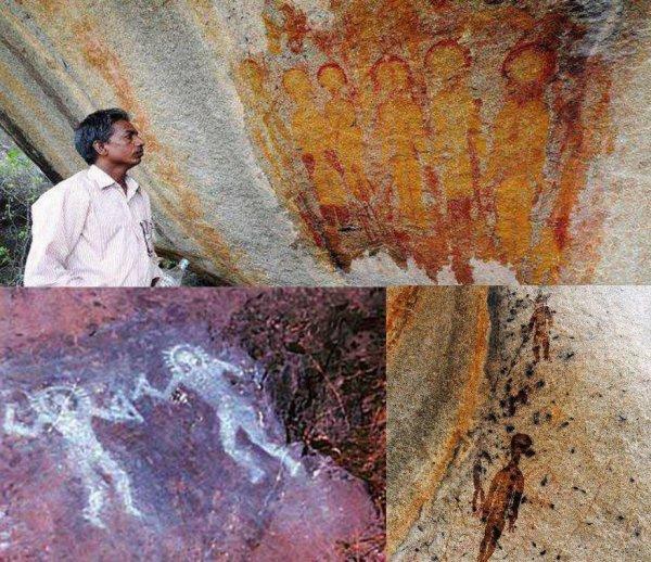 Пришельцы насилуют людей? Генетический урод с чертами пришельцев Нибиру родился в Индии