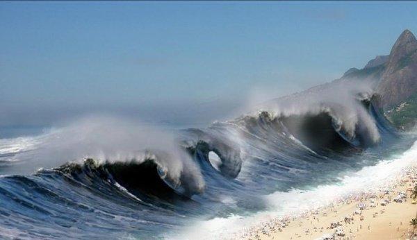 Российские туристы могут не вернуться домой из-за аномалий в Черном море