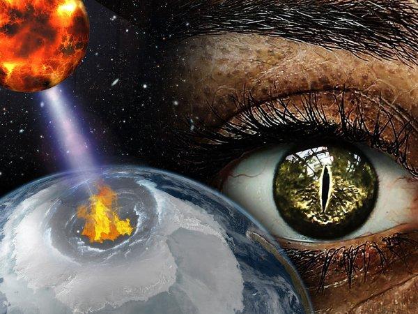 Земля до начала времён: Пришельцы с Нибиру «обнуляют» планету для новой жизни