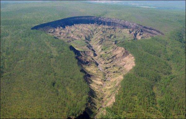 Страшная тайна Сибири: Пришельцы подожгли тайгу чтобы скрыть следы «Новой Зоны-51» - эксперт