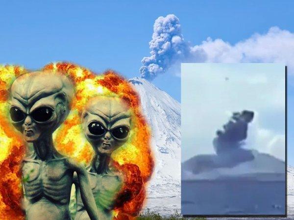 Испытали бомбу: Подрыватели с Нибиру устроят разрушительное извержение на Камчатке