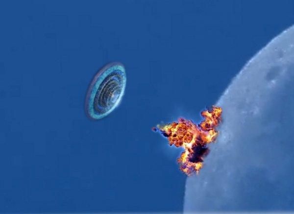 Нибиру взорвала Луну — До Армагеддона осталось меньше 8 часов