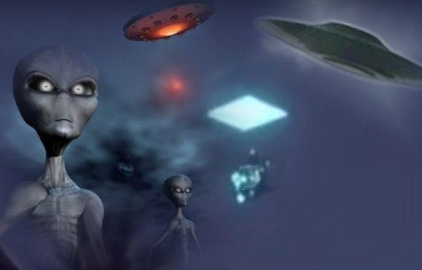 Сквозь пространство и время: Пришельцы телепортировались в Краснодарский край