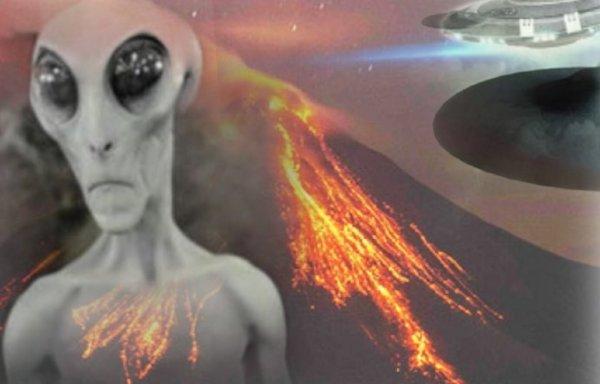 Похоронить под землей: Американский вулкан стал эпицентром инопланетных аномалий