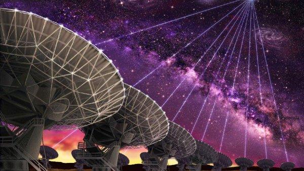 Мы не одни во Вселенной! Ученые получили сигнал с просьбой о помощи с другого конца галактики